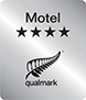 Qualmark 4 Star Motel