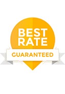 Best Rate guaranteed