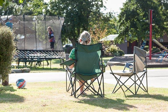 Powered Motorhome Tent And Caravan Sites Hanmer Springs