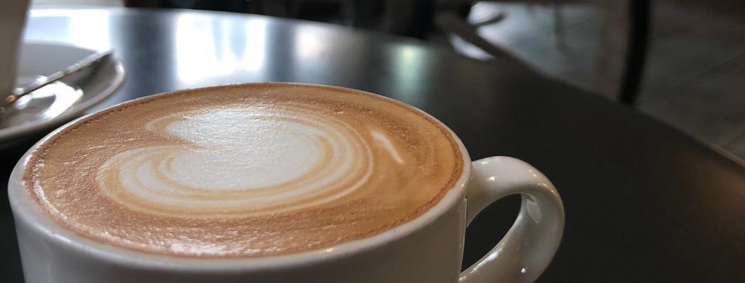 coffee in Hanmer Springs Rustic