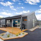 8 person apartment Hanmer Springs NZ