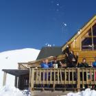 Mt Lyford ski field