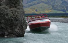 Hanmer Springs Jet Boating