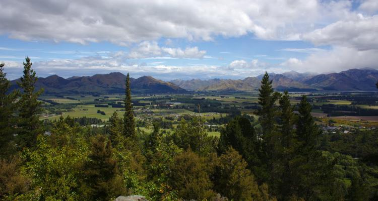 View from Conical Hill, image by Daniel Gerhard