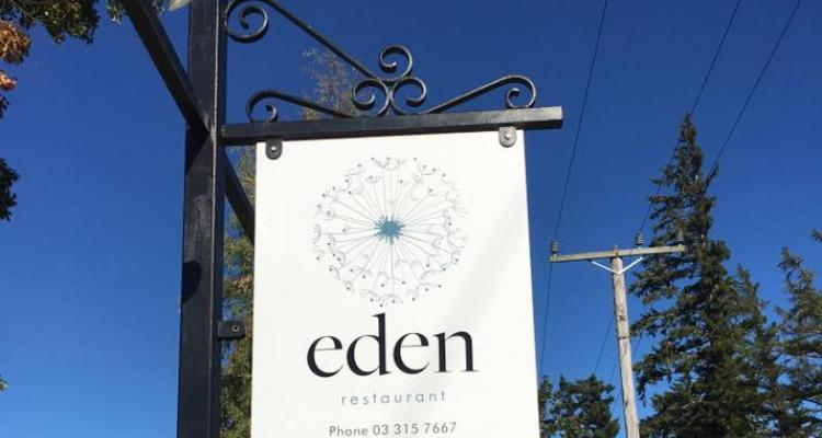 Eden restaurant Hanmer Springs