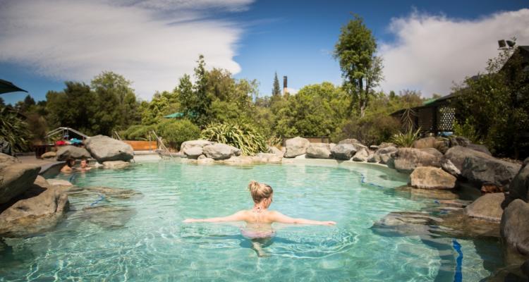 Hanmer pools