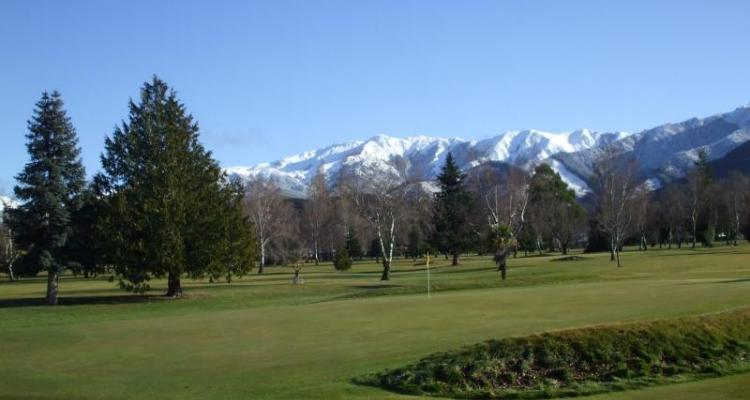 hanmer springs golf club