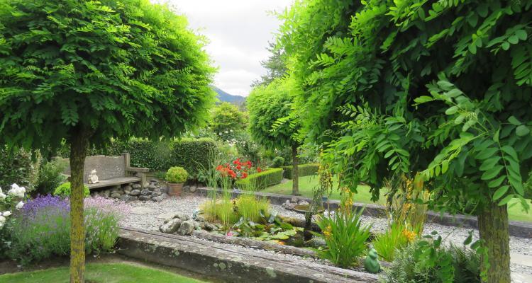 Hanmer garden tours