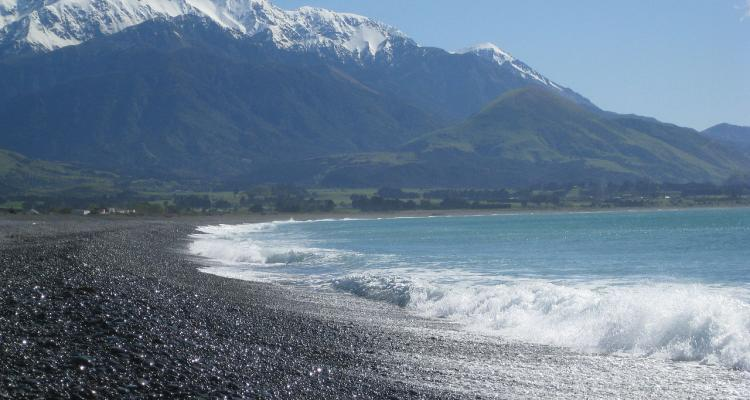 Kaikoura Alpine Pacific Triangle