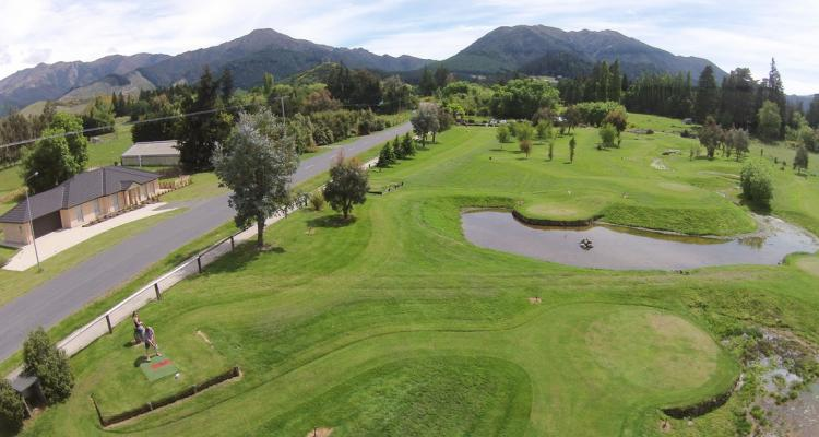 Hanmer Springs Pitch n Putt
