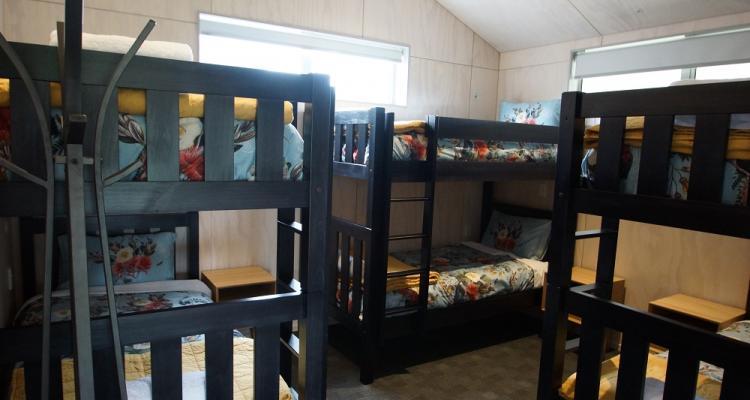 hanmer top 10 apartment bunks